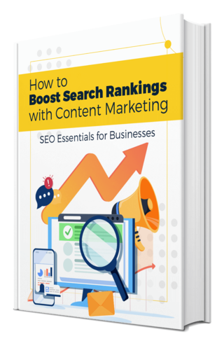 How To Boost Search Rankings with Content Marketing